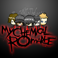 MCR Chibi Design by TheChildInTheCorner