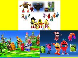 Pac Man Generations by 9029561