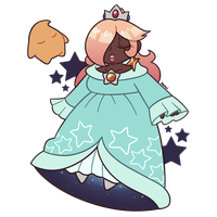 tiny rosalina by zanui