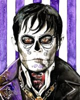 Day of the Dead Barnabas by RachaelRossman