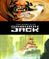 The World of Samurai Jack Proposed Companion Book by timbox129