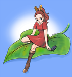 Arrietty by personalcomplaint