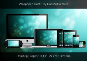 Dust Wallpaper by DuskMTWalker