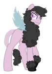 Maybell foal 4-For thecat1313 by TwilightLuv10