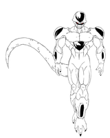 Freeza 5th form by Gothax