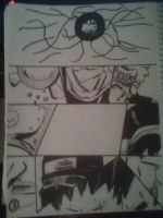 non complete page by ChoasisShinigami