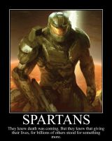 Spartan Motivational by Bluewind2006