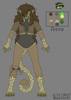 Terra Ref by Monster51