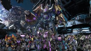 The Decepticons Of FOC by Connorgodzilla