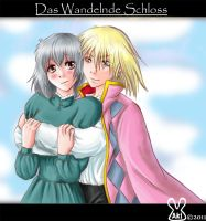 Howls moving Castle by KaiMatsuoka