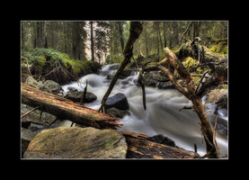 Water flowing 2 by th-08