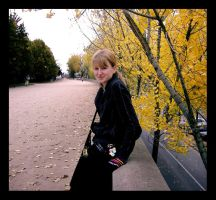 Cutey in Paris by wrenchy