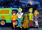 Scooby and the Gang by MirrorwoodComics