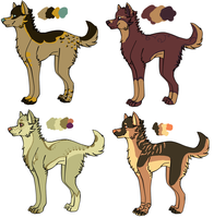 Point Adoptables 2 - GONE by Railguns