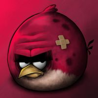 Big Bro Angry Bird by Scooterek