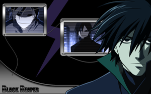 Darker Than Black Wallpaper by YaminoKagutsuchi