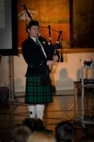 Bagpipe Man by Shmithers