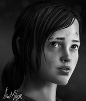Ellie - The Last of Us by Grant1893
