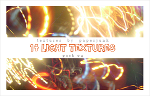 Textures Pack 04: Lights by PaperJunk