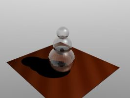 Blender Try 1 by Twistedsnail