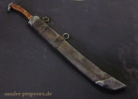 Barbarian sword by BloodworxSander