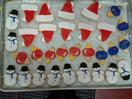 Christmas Cookies Anyone? by UbiquitousEyechosis