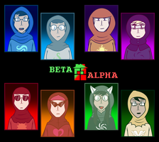 HS - Beta and Alpha Players by Gav-Imp
