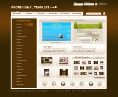 Professional Templates by TonioSite