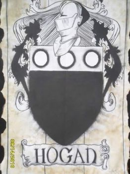 Hogan crest by ann3tt3