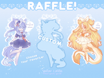 . RAFFLE CLOSED . Thank you all! by ValyrianAdopts