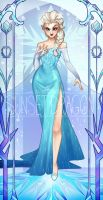 Elsa by Flying-Fox