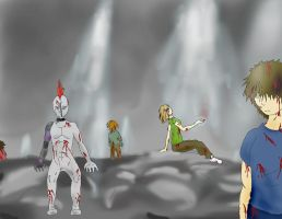 Humanity Under God by teen-artlover