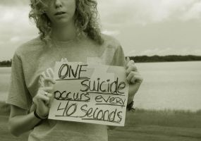 Suicide Statistic. by kimmayftw