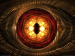 The Eye of Sauron by psion005