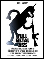 Full Metal Ass by JCMaziu