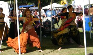 Belly Dancers at the Medieval Fair 04 by wolf74145