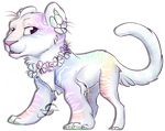 .:Diabetic Floral Tiger [AUCTION] CLOSED:. by FlamesVoices
