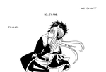 Are you hurt ? [Gray x Lucy] by Kiko-x3