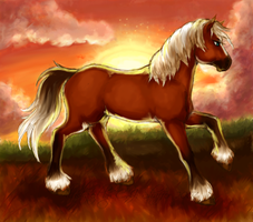 EPONA by thecapturedspy