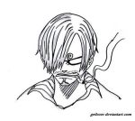 Sanji Sketch by Geilozer