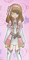Lily Lumen outfit design by CandySkitty