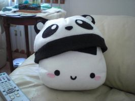 onigiri panda plush by chococat830