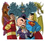 Superman: Magic Monsters by TimLevins