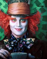 The Mad Hatter by Megandreamer