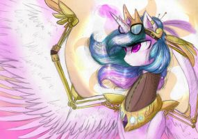 Ruler of Solar Empire by Alice4444DM