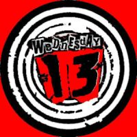Wednesday 13 Logo Pop art by zombis-cannibal