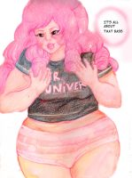 Rose Quartz by RachelLevitte