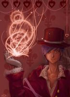 the magician by eiChi17