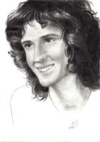 Brian May by LadyHirion