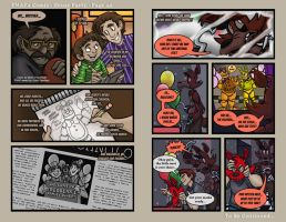 FNAF4 Comic - House Party - Page 44 - 12-31-16 by Mattartist25